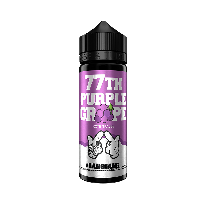 ENDLICH DA!!!: 77th Purple Grape Aroma 20ml | #Ganggang